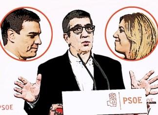 PSOE: Ni Paxti Díaz, ni Patxi Sánchez