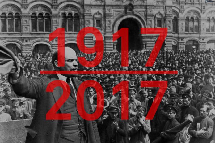 Centenario Revolución rusa (1917-2017)