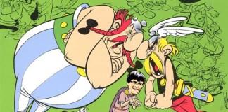 """Puigdemont como Perfectus Detritus, el personaje de """"La cizaña"""" de Asterix y Obelix"""