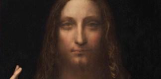 """""""Salvator Mundi"""", atribuido a Leonardo Da Vinci"""
