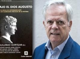 """Guillermo Gortázar, coautor del libro """"Bajo el dios Augusto"""""""