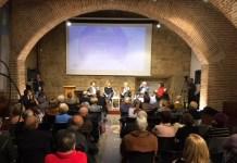 """Debate """"León, cuna de la democracia representativa europea. Del Fuero y las Cortes de León al relanzamiento de la UE"""""""