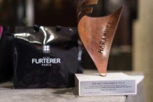 El Premio Harambee 2018 otorgado a Ebele Okoye