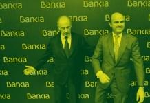 Rodrigo Rato, De Guindos y Bankia