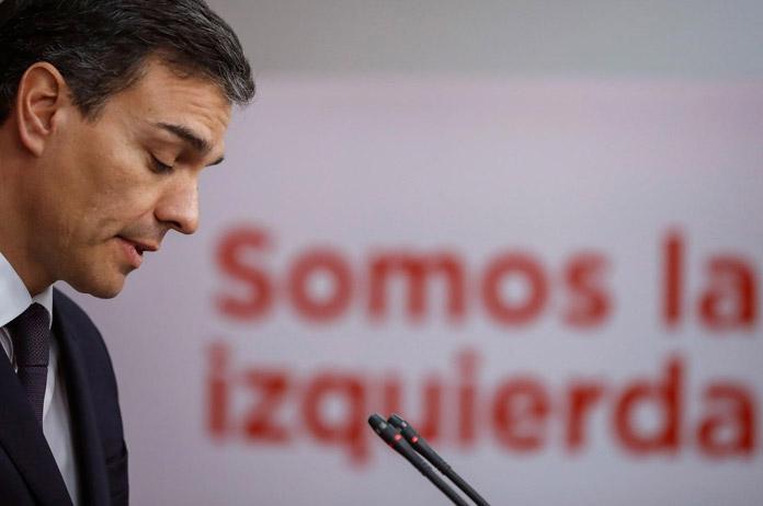 Sánchez anuncia moción de censura al gobierno