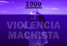 1000 asesinadas