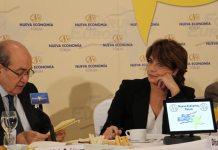 Dolores Delgado en Nueva Economía Fórum