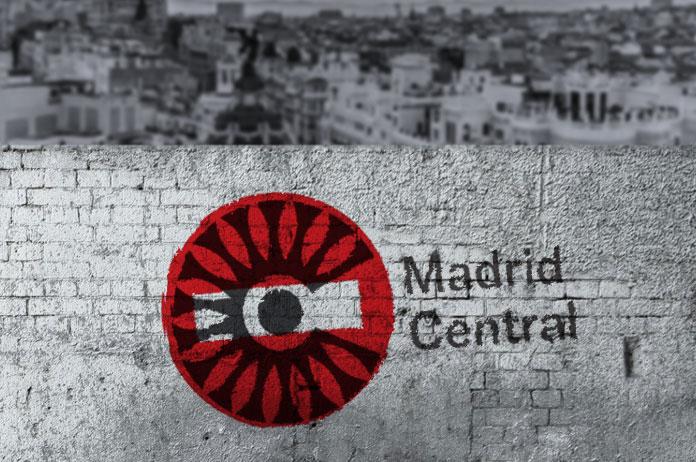 Madrid: Ciudad prohibida