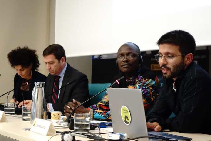 """Seminario """"El Sahel, la otra frontera"""" en la Cása África de Madrid"""