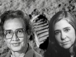 Katherine Johnson y Margaret Hamilton