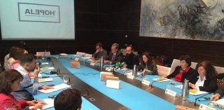 La reconstrucción de Alepo comienza en España