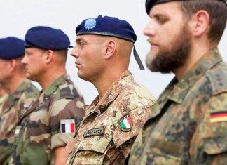 Ponerse las pilas en la defensa y seguridad europeas
