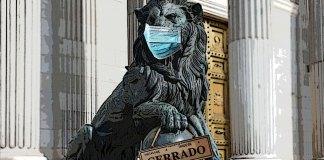 Congreso cerrado por coronavirus