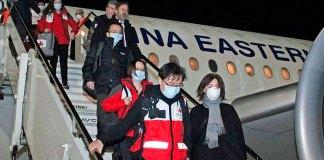 Contraofensiva contra la operación de empatía china