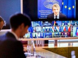El momento hamiltoniano de la Unión Europea