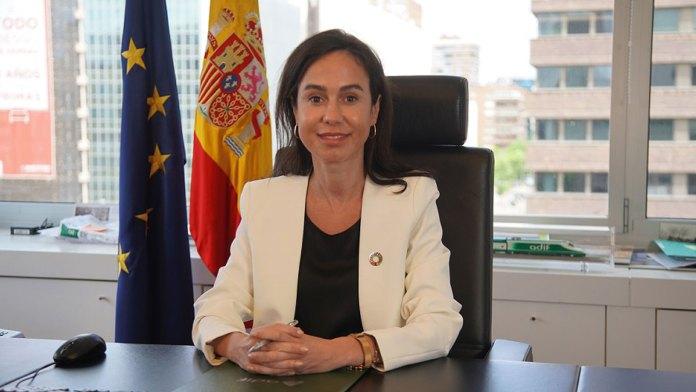 Isabel Pardo, presidenta de Adif