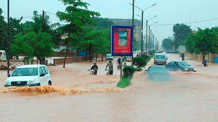 Diluvio arrasador sobre el Sahel