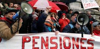 Pensionistas arruinan la economía