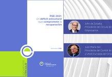 El Círculo de Empresarios analiza los PGE 2021
