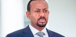 Ahmed, primer ministro de Etiopía