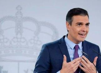 Traspasar, reprobar, suspender, o aguantar al madrileño Pedro Sánchez