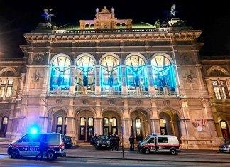 Atentado en Viena