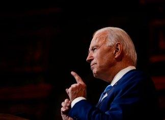 """La misión de Biden debería ser """"la unión"""""""