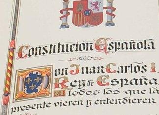 La Constitución española hoy
