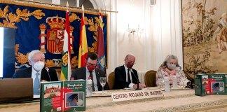 Presentación del libro Bangladesh y (de repente) España