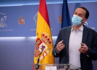 """Bal: """"El Consejo de Estado suspende de manera rotunda al Gobierno sobre el RDL de los fondos europeos y demuestra que es una chapuza tal y como advirtió Cs"""""""