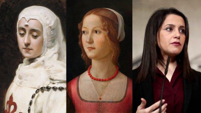 Doña Inés de Ulloa, Doña Inés de Suárez y Doña Inés Arrimadas