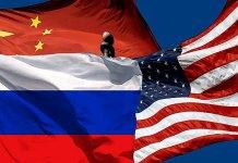 Triángulo fatídico: Rusia, EEUU y China