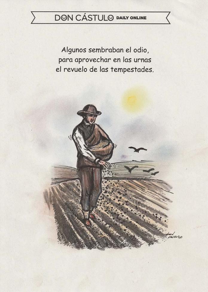Preparando la cosecha