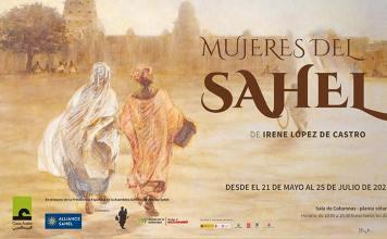 Mujeres del Sahel
