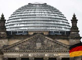 Bundestag, parlamento alemán