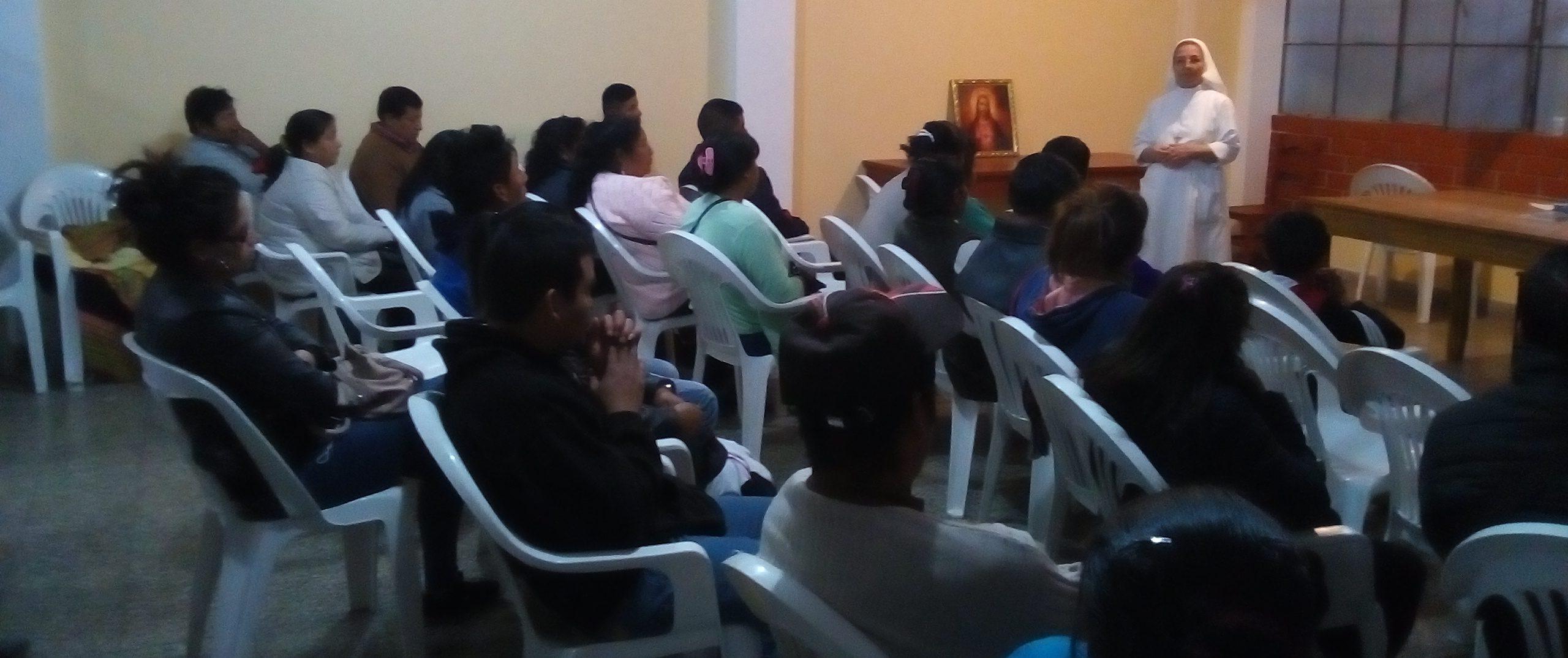 Cursos subvencionados por la Universidad de Valencia en Perú