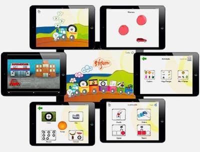 Apps educativas: Sígueme
