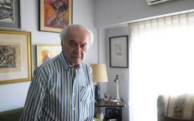 """Nota en Clarín: Kive Staiff será nombrado """"personalidad destacada"""" de la Cultura."""
