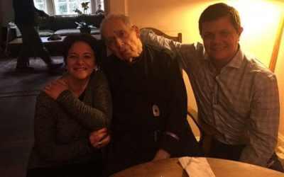Infobae: En la casa de Harold Bloom: crónica de la entrevista más esperada