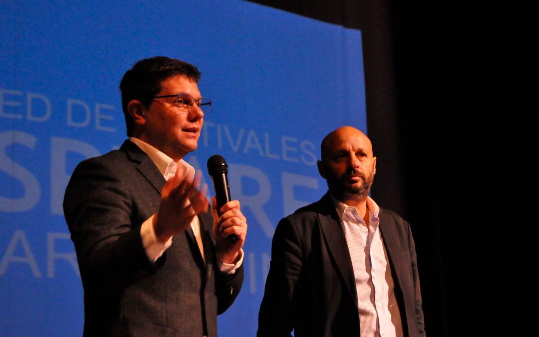 Presentación del Festival Shakespeare Córdoba