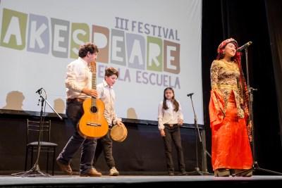 III Festival Shakespeare Escuela. Primaria. 2017-26