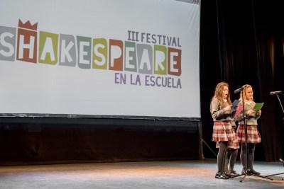 III Festival Shakespeare Escuela. Primaria. 2017-31