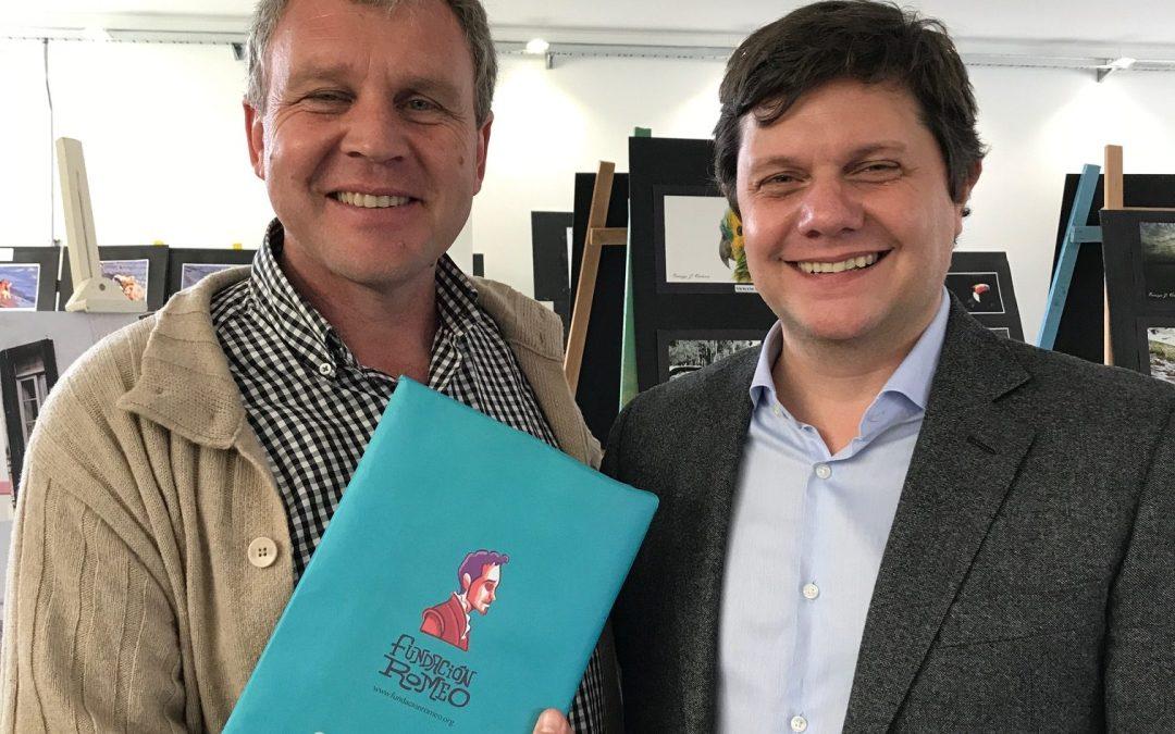 Donación de libros: Entre Ríos