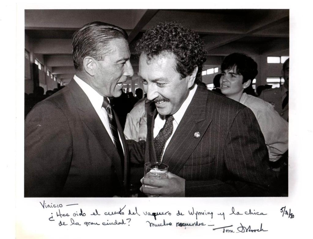 Fotos Históricas: Vinicio Cerezo