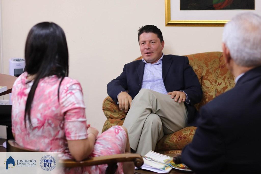 Fortaleciendo vínculos con el Estado de la Región por una Centroamérica integrada