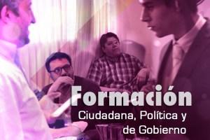 Formación Ciudadana, Política y de Gobierno