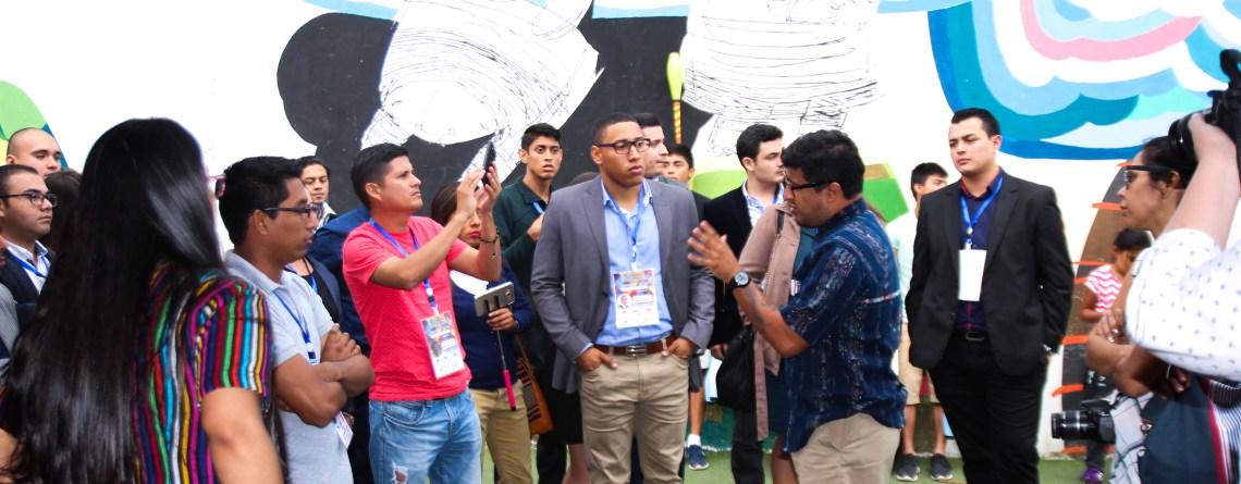 Encuentro Centroamericano de Líderes Emergentes CAF-Fundación Esquipulas – ECLE-