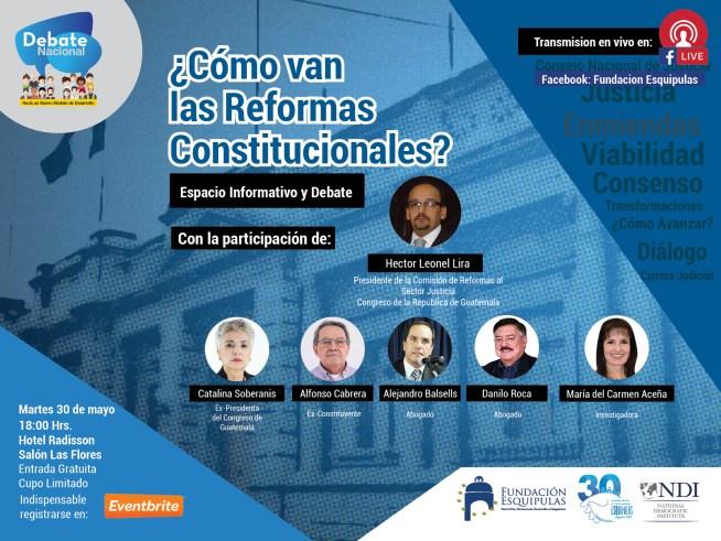 Invitacion_debate_reformas constitucionales_