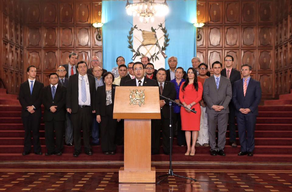 Reformas a la Ley Electoral de Partidos Políticos- Propuesta de la Sociedad Civil