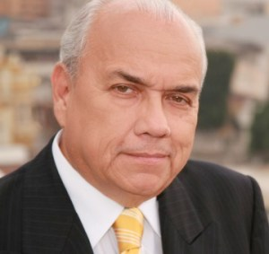 MARIO ANTONIO SANDOVAL, VICE PRESIDENTE DEL CONSEJO DE ADMINISTRACION DE PRENSA LIBRE